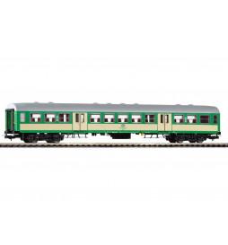"""Piko 96655 - Wagon pasażerski 2 klasy, 120A """"Bonanza"""" PKP"""