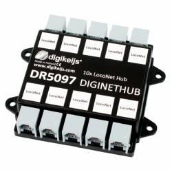 Digikeijs DR5039 - Adapter LocoNet-B do CDE