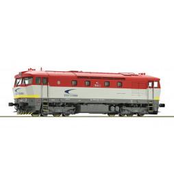Roco 72959 - Lokomotywa spalinowa 751 062 ZSSK, DCC z dźwiękiem