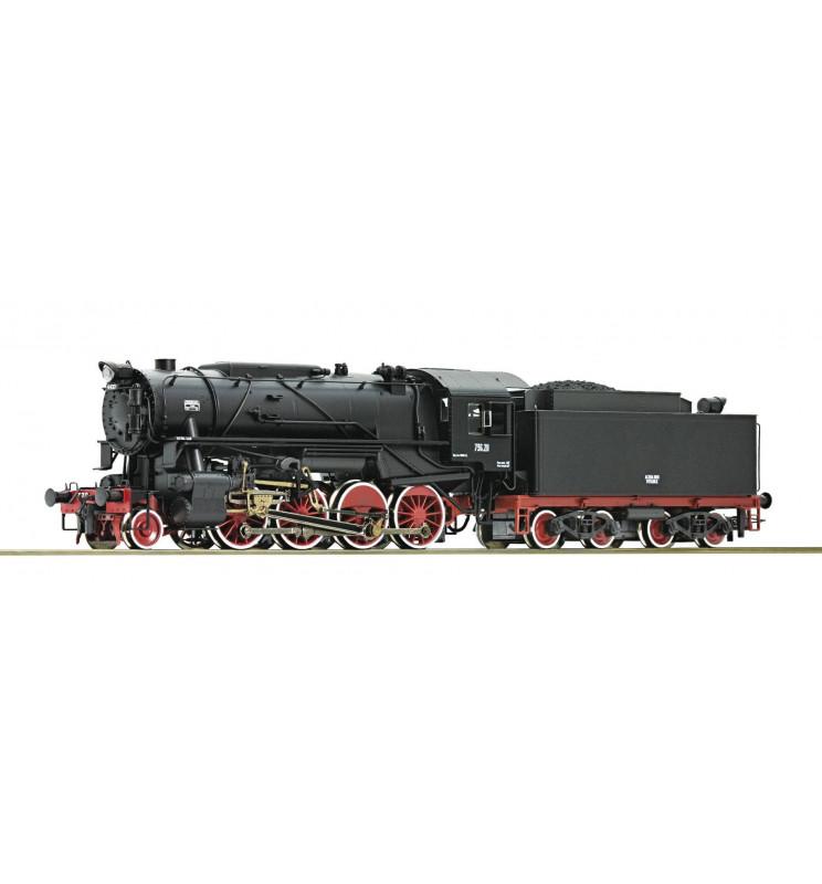 Roco 78159 - Lokomotywa parowa Gruppo 736 FS, wersja AC z dźwiękiem
