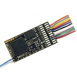 Roco 10890 - Dekoder jazdy, oświetlenia i dźwięku z wtyczką 8-pin