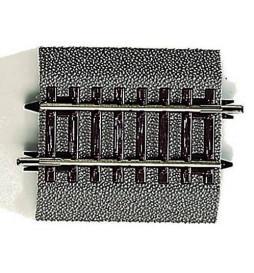 Roco 42513 - Tor prosty G1/4 57.5mm na gumowym nasypie