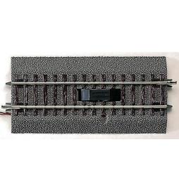 Roco 42519 - Tor z elektrycznym rozprzęgaczem G1/2 na gumowym nasypie