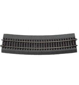 Roco 42527 - Tor łukowy R9 826.4mm na gumowym nasypie