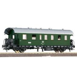 Roco 54202 - Wagon pasażerski 2 kl Donnerbüchse, DR