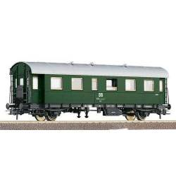 Roco 54203 - Wagon pasażerski 2 kl Donnerbüchse, DR