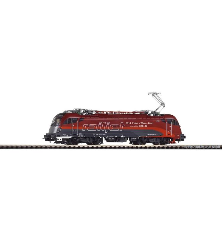 Piko 59914 - Elektrowóz RH 1216 Railjet VI