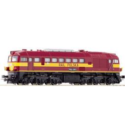 Roco 131022 - Kompletna obudowa M62-3513 Rail Polska (Roco 62767 / Roco 62768)