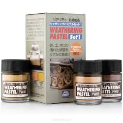 PP-101 Weathering Pastel Set 1