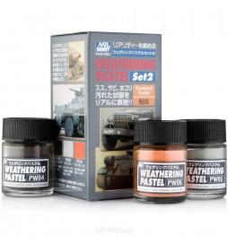 PP-101 Weathering Pastel Set 1