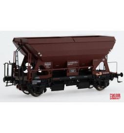 Exact-train EX20061 - Wagon samowyładowczy DB Otmm 52 z hamulcem ręcznym Nr. 21 80 540 0 251-2