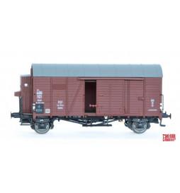 Exact-train EX20123 - Wagon towarowy PKP Oppeln 141154 z budką Kddth