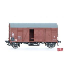 Exact-train EX20124 - Wagon towarowy PKP Oppeln nr. 21 RIV MC 51 PKP 102 4122-5 .Glm(Kddt), ep. IV