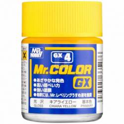 Mr.Hobby GX-4 - Farba Mr. Color, Yellow