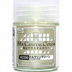 Mr.Hobby XC06 - Farba Mr. Color, Tourmaline Green