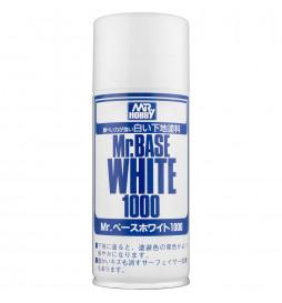 Mr.Hobby B-518 - B-518 Mr.Base White 1000, szpachlówko podkład - biały
