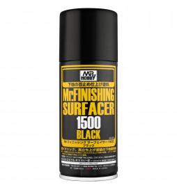 Mr.Hobby B-526 - B-526 Mr.Finishing Surfacer 1500 Black, szpachlówko-podkład czarna