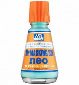 Mr.Hobby M132 - M-132 Mr.Masking Sol Neo, maskol