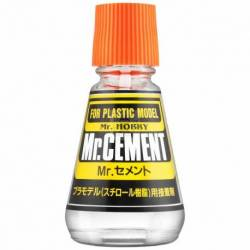 Mr.Hobby MC-124 - MC-124 Mr.Cement, klej modelarski 23ml