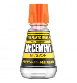 Mr.Hobby MC-124 - MC124 Mr.Cement, klej modelarski 23ml