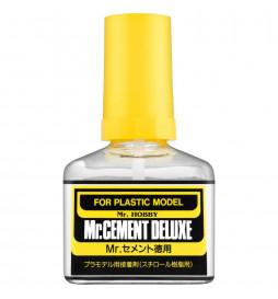 Mr.Hobby MC-127 - MC127 Mr.Cement Deluxe, klej modelarski 40ml