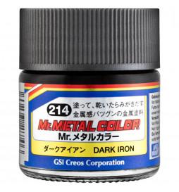 Mr.Hobby MC-214 - MC214, metalizer - ciemne żelazo