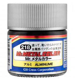 Mr.Hobby MC218 - MC-218, metalizer - aluminium
