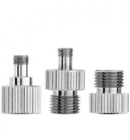 Mr.Hobby PS-241 - Mr. Joints for Air Hose, zestaw 3 przejściówek