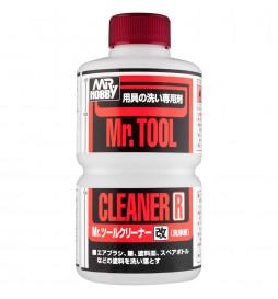 Mr.Hobby T-113 - T-113 Mr. Tool Cleaner (250 ml), preparat do czyszczenia narzędzi