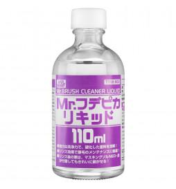 Mr.Hobby T-118 - T118 Mr.Brush Cleaner Liquid (110ml), preparat do czyszczenia pędzli