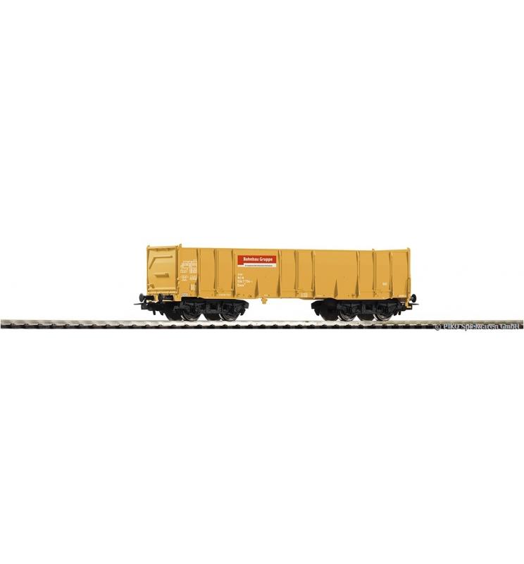 Wagon Towarowy wysokoburtowy Bahnbau Gruppe DB AG VI - Piko 58715