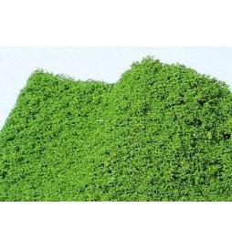 Heki 1540 - Listowie zielone na siateczce 28x14 cm
