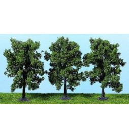 Heki 1716 - Drzewa owocowe 8 cm, 4 szt.