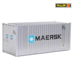 20' Kontener MAERSK - Faller 180820
