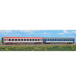 "ACME 55172 - Zestaw 2 wagonów CD pociągu 378/379 ""Porta Bohemica"", ep. VI"