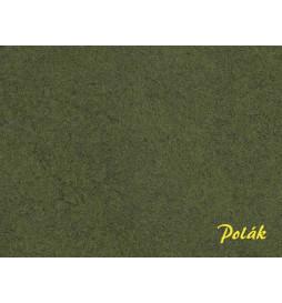 POLAK 8107 - TRAWA STATYCZNA 1MM ZIELEŃ CIEMNA 25G