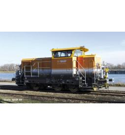"""Piko 52656 - Diesellok G6 """"BASF"""" VI"""