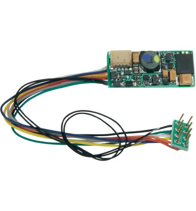 Dekoder dźwięku i jazdy Uhlenbrock IntelliSound 3 DCC 8-pin