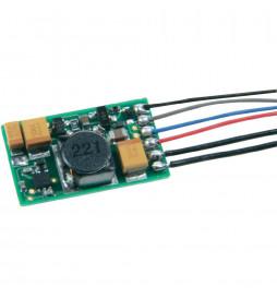 Zestaw: Moduł dźwiękowy Intellisound 3 + Dekoder jazdy Zimo MX630