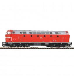 Spalinowóz BR219 156, DBAG ep.V - Tillig TT 02792