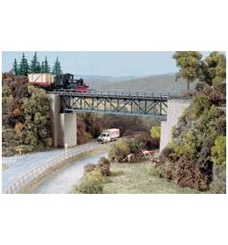 Auhagen 11364 - Most / wiadukt kolejowy kratownicowy