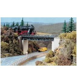 Auhagen 11365 - Most / wiadukt kolejowy kratownicowy