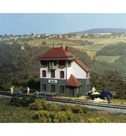 Auhagen 11373 - Nastawnia kolejowa Neumühle