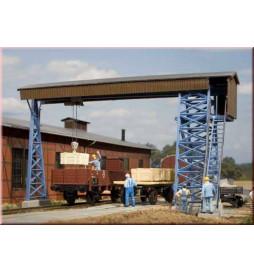Auhagen 11401 - Suwnica do rozładunku wagonów