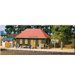Auhagen 11407 - Przystanek kolejowy Borsdorf