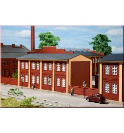 Auhagen 11423 - Budynek fabryczny