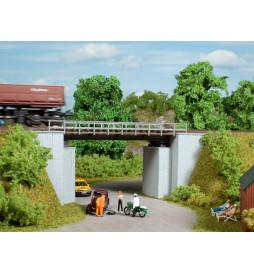 Auhagen 11428 - Mały wiadukt kolejowy