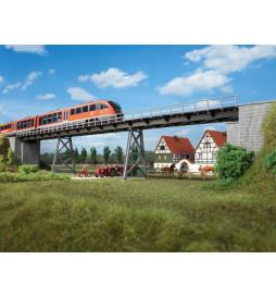 Auhagen 11430 - Wiadukt kolejowy z podporami