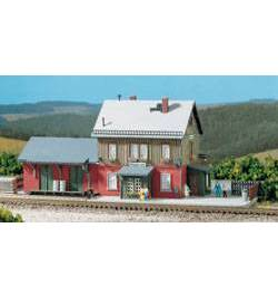 Auhagen 13275 - Stacja kolejowa Hagenau TT