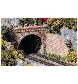 Auhagen 13277 - Portal tunelu na dwa tory TT